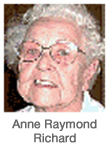 Anne (Raymond) Richard