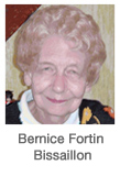 Bernice (Fortin) Bissaillon