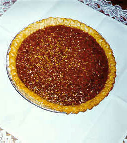 Maple Syrup Pie Recipe | French Canadian Interview Project